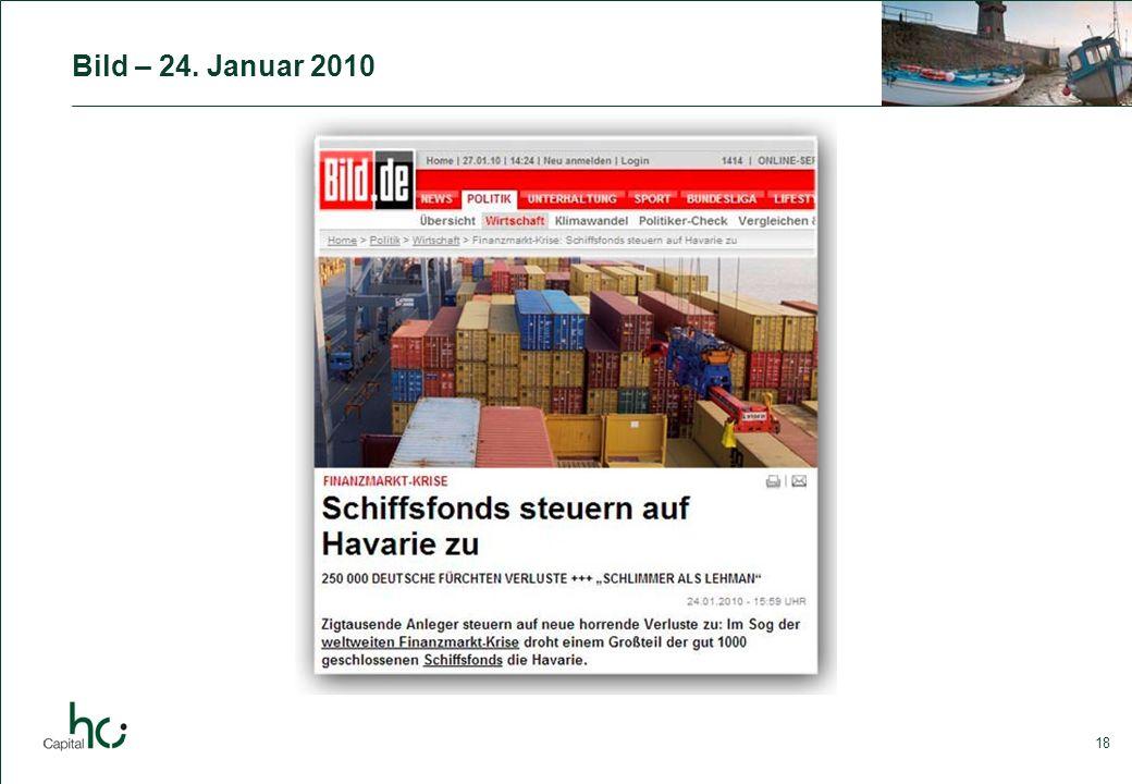 18 Bild – 24. Januar 2010