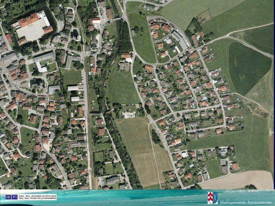 ABA Ried im Innkreis n Detailprojekt: Beseitigung der Kanalüberlastungen Maierhofsiedlung Beseitigung der Kanalüberlastungen Maierhofsiedlung Maierhof- siedlung Maierhof- siedlung