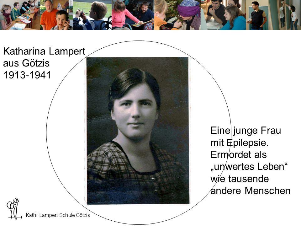 Kathi-Lampert-Schule Götzis Was sind wir.