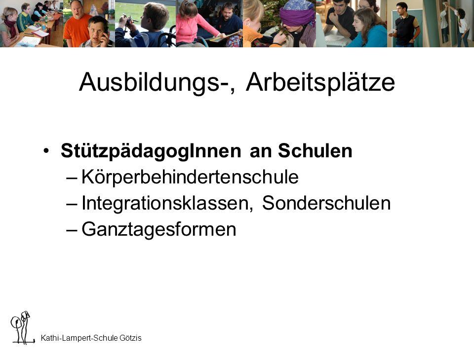 Kathi-Lampert-Schule Götzis Abschluss der Schule 2.