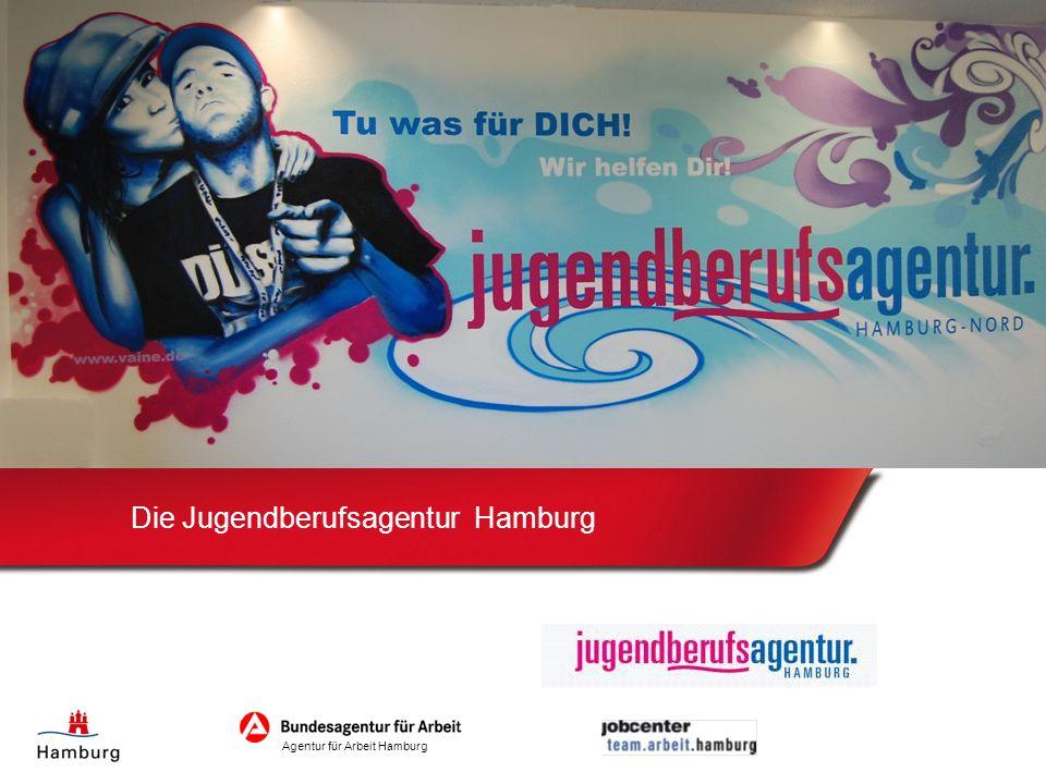 Zeitplan für die Einrichtung der weiteren JBA-Standorte Mitte 09/2012 Harburg 09/2012 Nord 03/2013 Altona 07/2013 Eimsbüttel 07/2013 Wandsbek 09/2013 Bergedorf 11/2013 regionale Standorte der Jugendberufsagentur