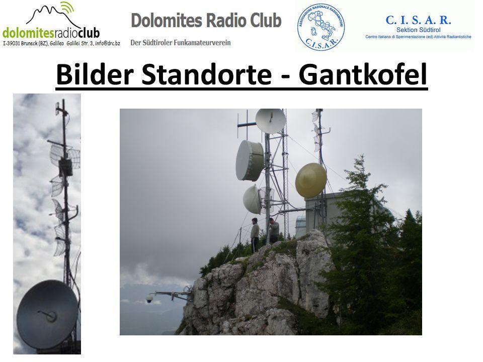 Bilder Standorte - Gantkofel
