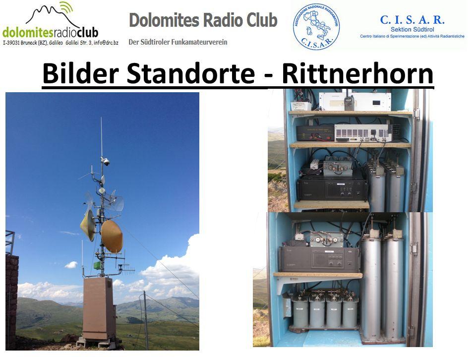 Bilder Standorte - Rittnerhorn