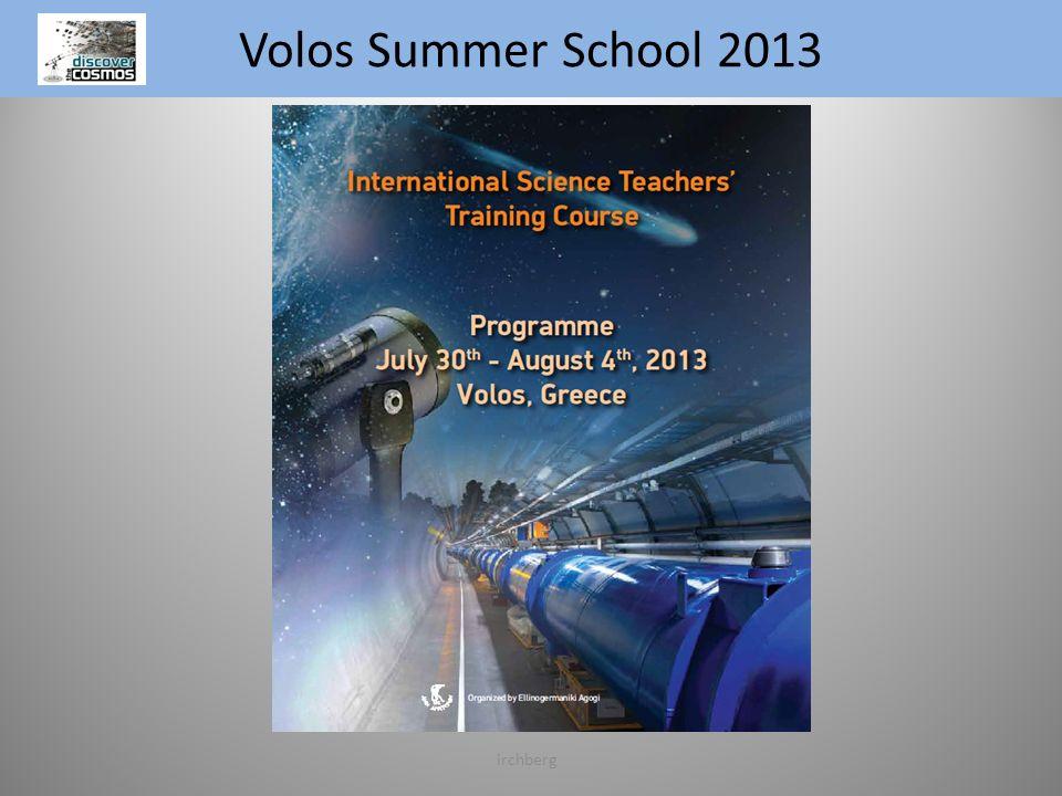 Volos Summer School 2013 irchberg