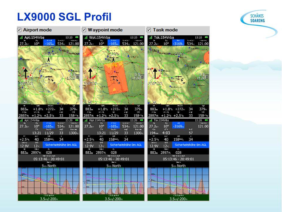 LX9000 SGL Profil
