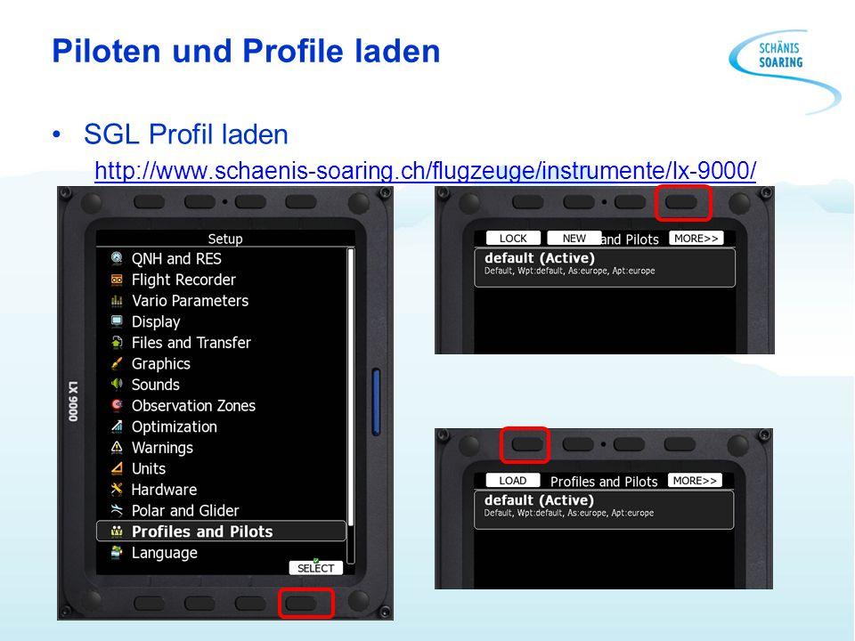 Neu: Oudie Updater Software, Luftraum, Karten und Flarm aktualisieren http://www.naviter.com/de/2014/02/oudie-updater-2/ Reset – Knopf auf der Rückseite drücken Aktualisieren funktioniert nur im Batteriebetrieb d.h.