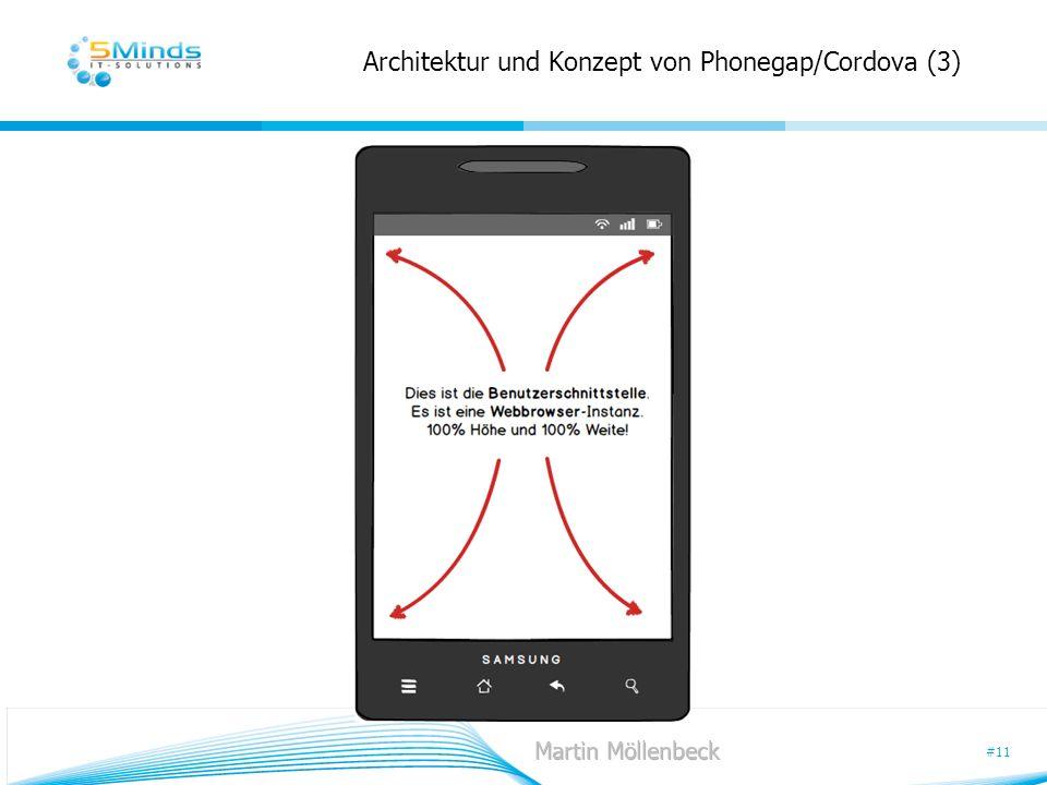 #11 Architektur und Konzept von Phonegap/Cordova (3)