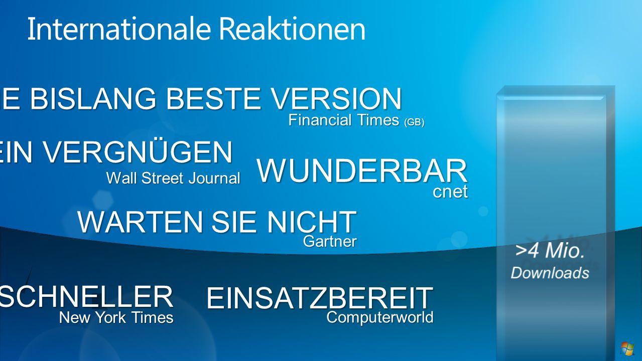In Deutschland erhältliche Windows 7 Editionen Starter ist eine funktionalitätsbeschränkte Version für kleine Notebooks.