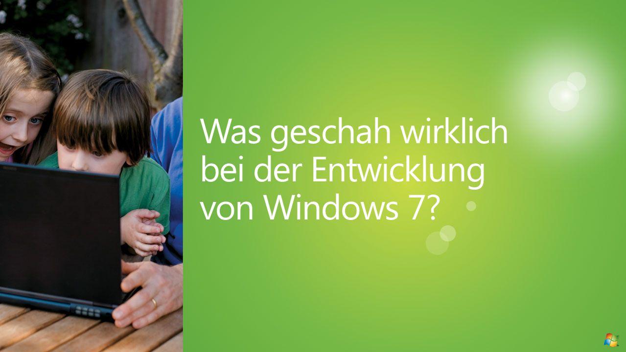 Unser Schwerpunkt liegt auf Windows 7 Home Premium und Professional