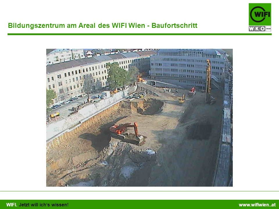 WIFI.Jetzt will ichs wissen. www.wifiwien..at 22.