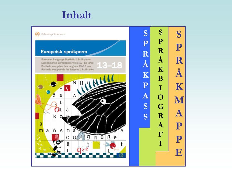 Sprachenportfolio (ELP) utkast