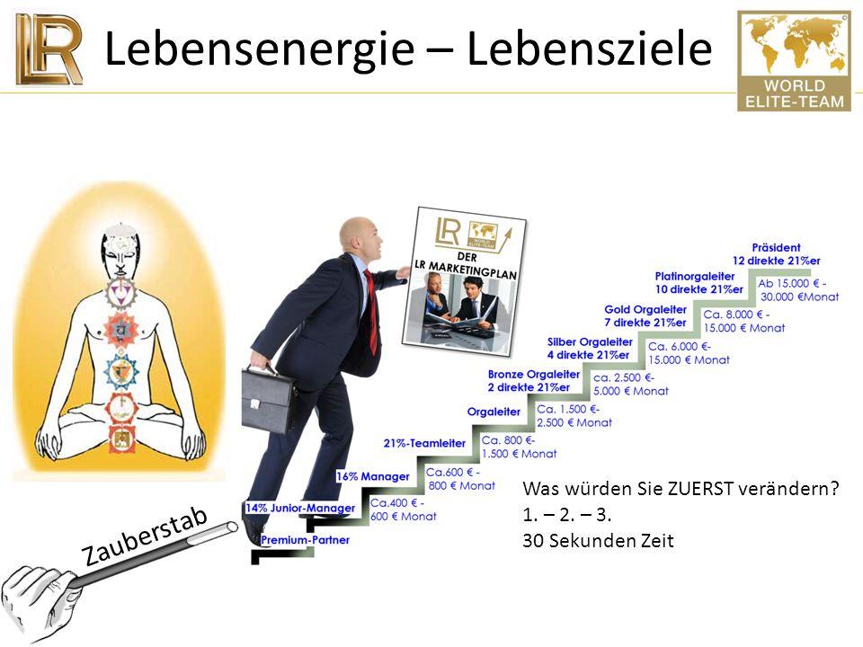 LR KREISLAUF ZUR 21% Neuer Partner Ziel-Motiv 21% NL Zeitplan Terminieren GV oder Verkauf Umsatz Einarbeitung Tiefenarbeit - Kunden / Sammelbesteller