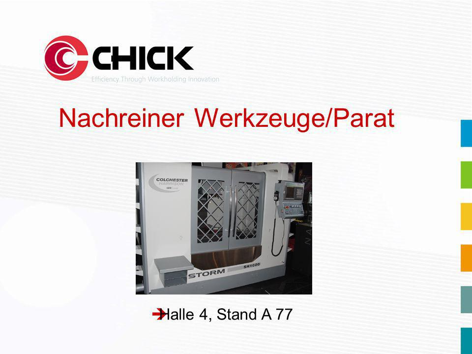 èHalle 12, Stand B 100 Fastems