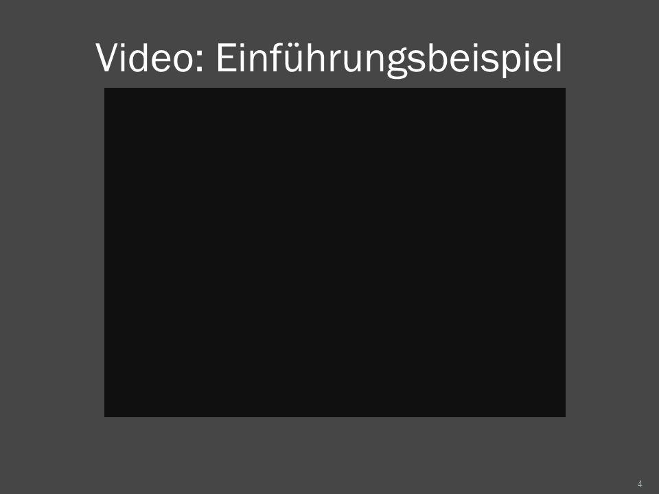 4. Resultate Beispielvideo Retargeting 35