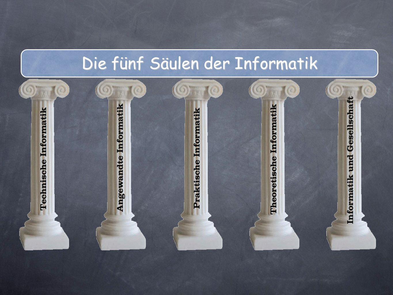 Die fünf Säulen der Informatik