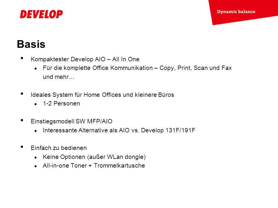 Exchange Meeting Jan 06 – Lars Moderow Kompaktester Develop AIO – All In One Für die komplette Office Kommunikation – Copy, Print, Scan und Fax und me