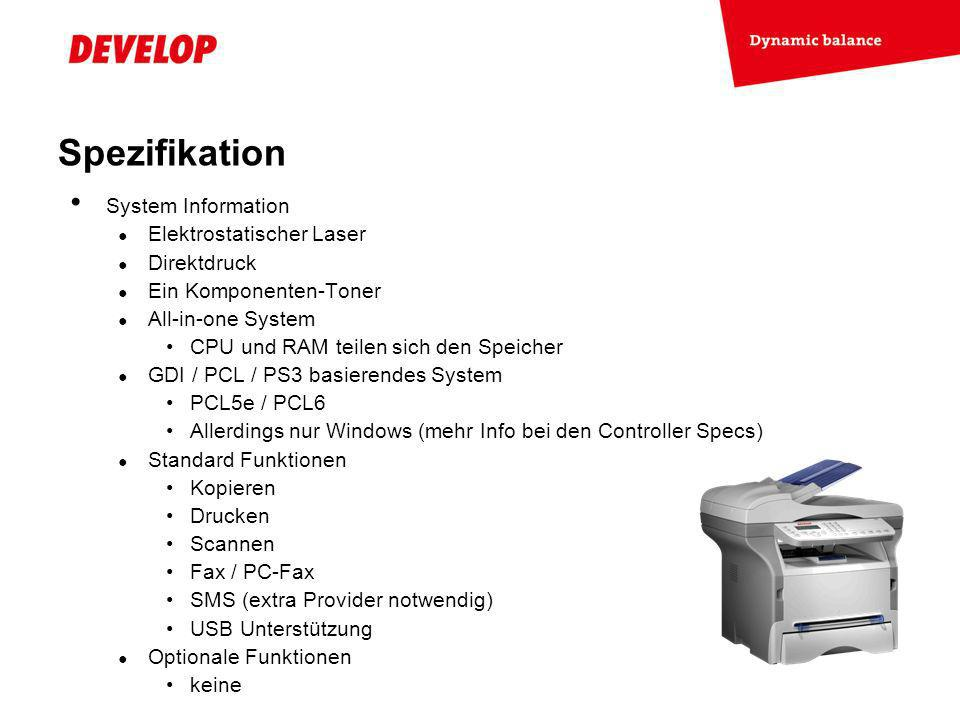 Exchange Meeting Jan 06 – Lars Moderow System Information Elektrostatischer Laser Direktdruck Ein Komponenten-Toner All-in-one System CPU und RAM teil