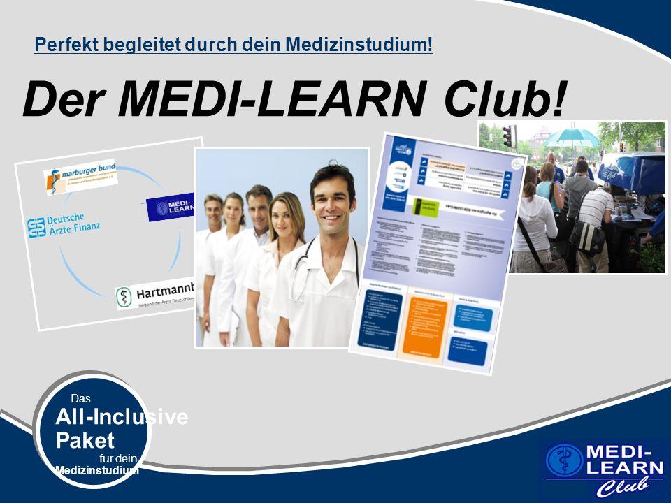 MDL.TIF Perfekt begleitet durch dein Medizinstudium.