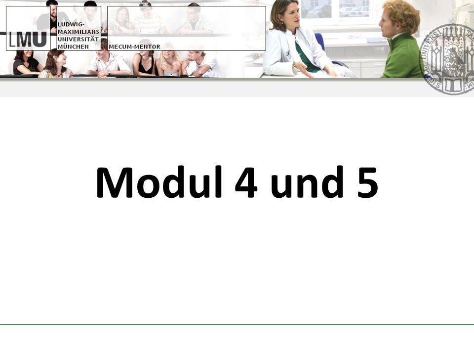 Modul 4 und 5