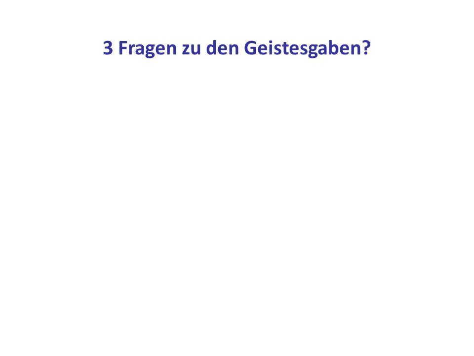 Einige Beispiele 1.C. H. Spurgeon 2.K. Bockmühl 3.S. Findeisen