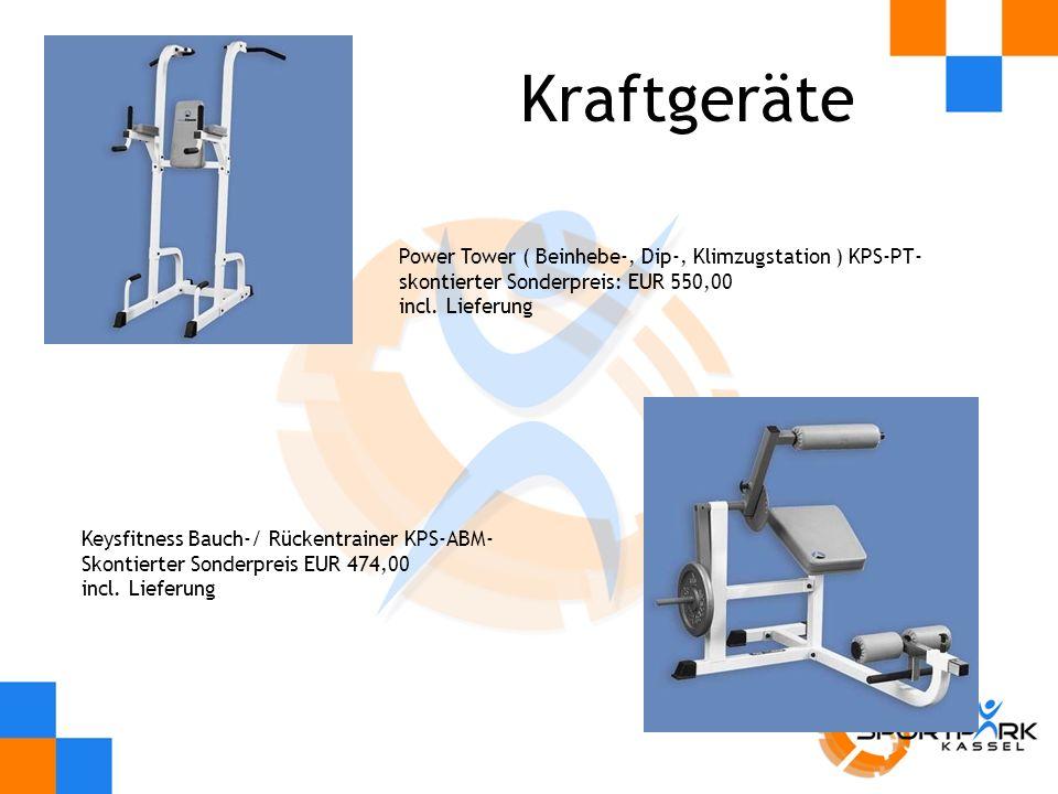 Kettler Hantelbank PRIMUS- Sonderpreis: EUR 189,00 incl.