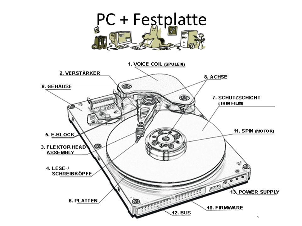 PC + Festplatte 5