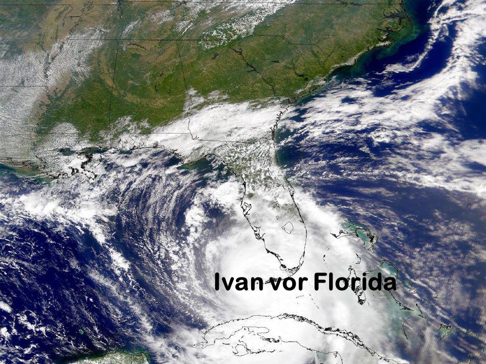 Ivan vor Florida