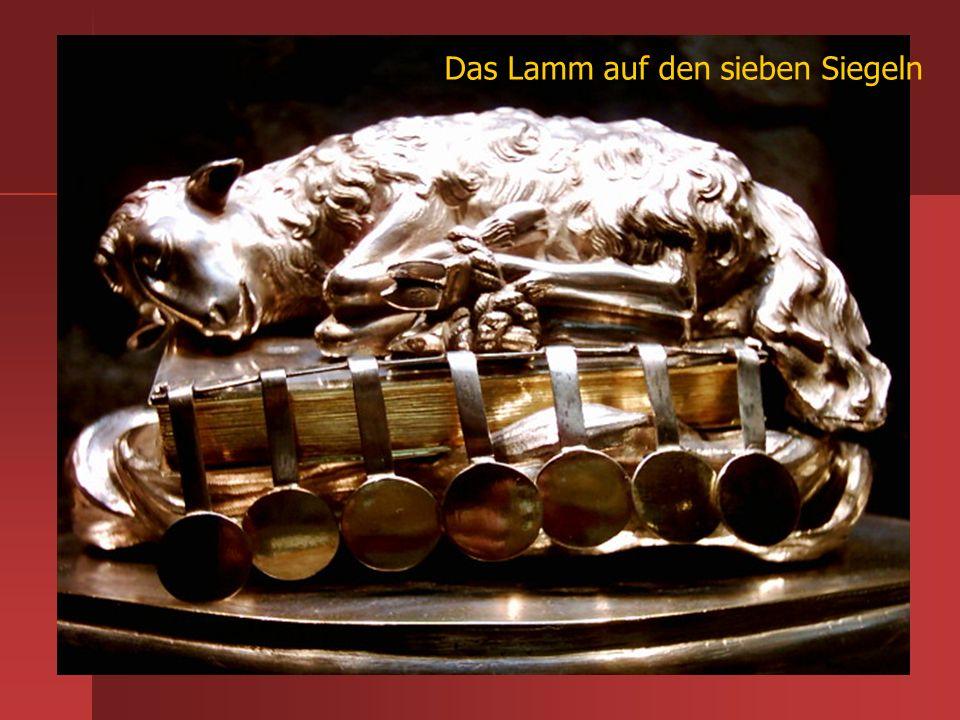 Das Lamm auf den sieben Siegeln