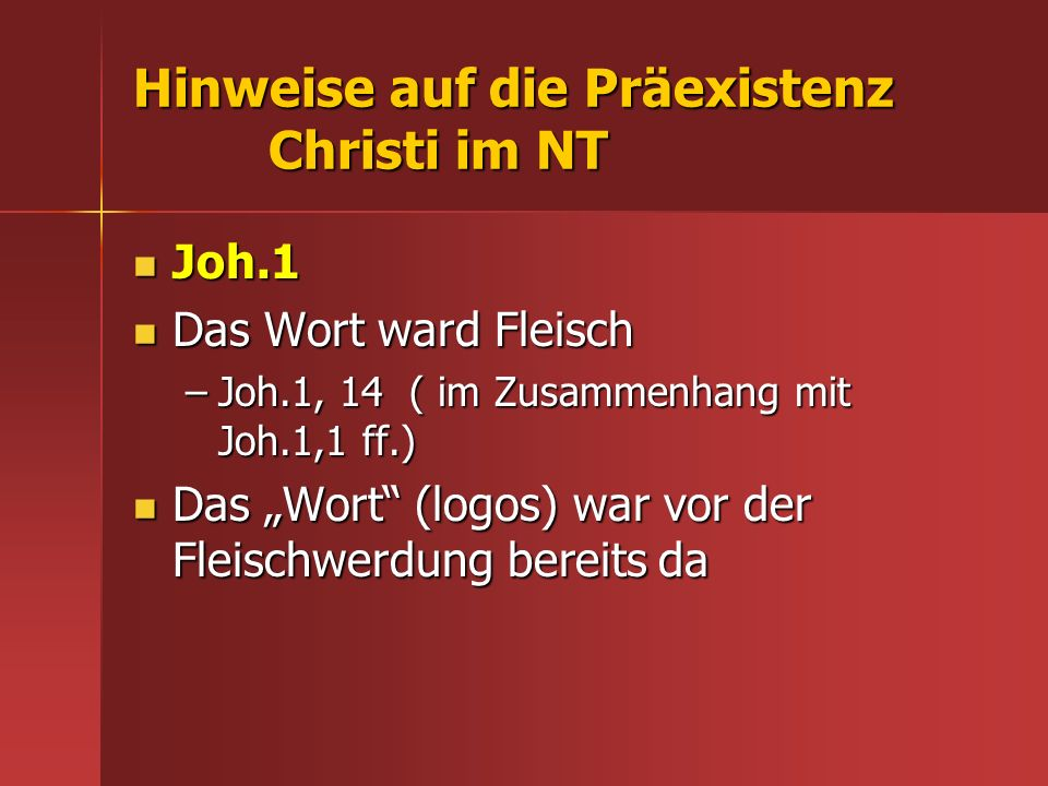 Biblische Bezugsstellen Offb.