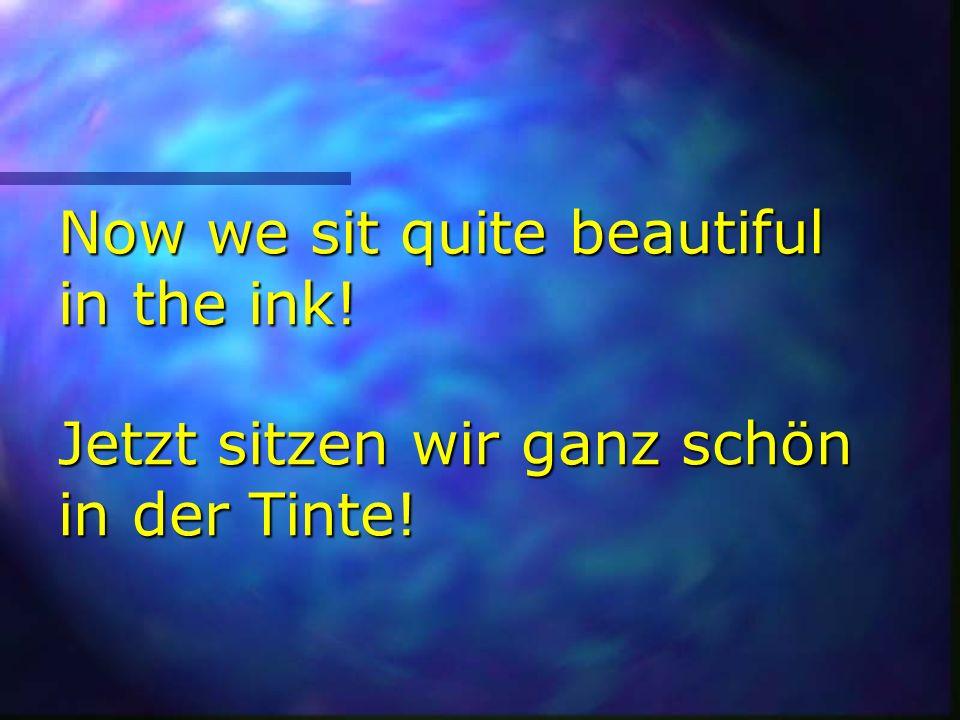 My dear Mister singing-club! Mein lieber Herr Gesangverein!
