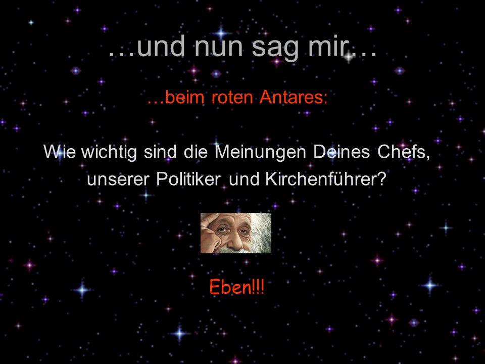 Antares ist der 15-hellste Stern an unserem Himmel. Er ist 1000 Lichtjahre von der Erde entfernt. Sonne< 1 pixel Jupiter ist in diesem Maßstab unsicht