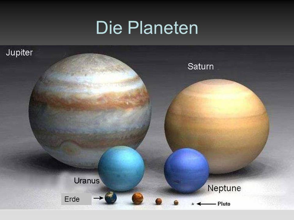 Die Planeten Erde