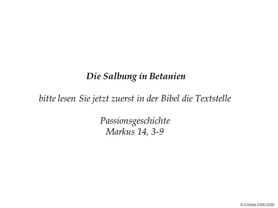 Jesu Kreuzigung und Tod Gerhild Mölle, 2000 Bild 6 zu der Passionsgeschichte (Markus 15, 20-41) © G.Mölle 2006-2009