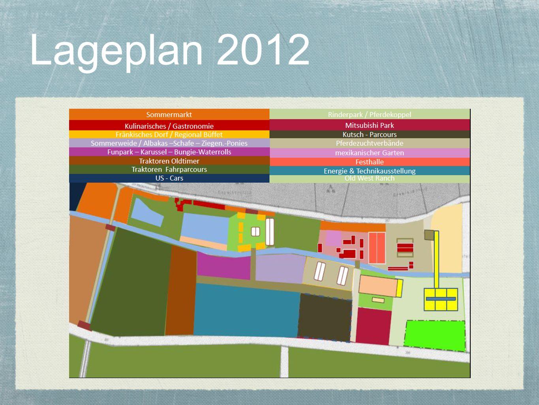Lageplan 2012
