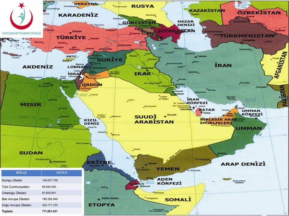 TÜRKEİ 74 Millionen 724 Tausend 269 Bevölkerung: 74 Millionen 724 Tausend 269 Ökonomisch gesehen sind wir das 3.