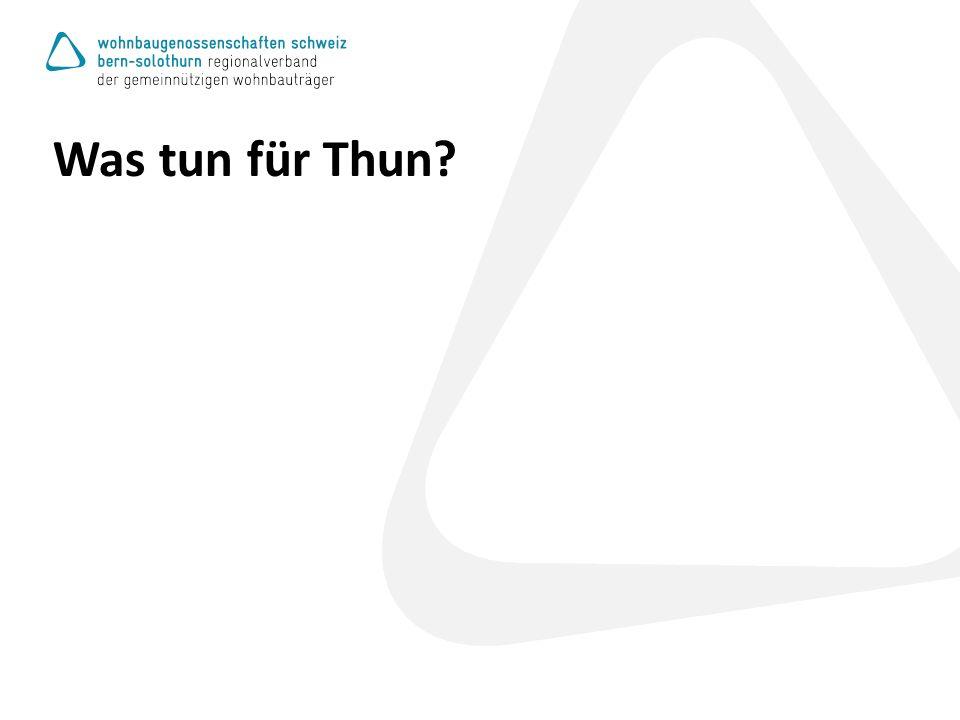 Was tun für Thun