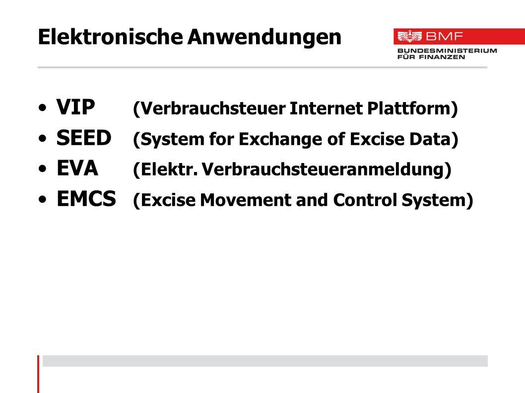 Verbrauchsteuer Internet Plattform