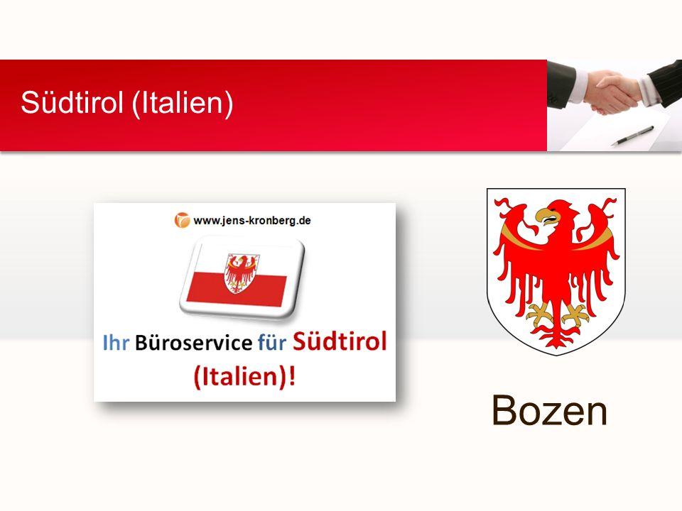 Südtirol (Italien) Bozen