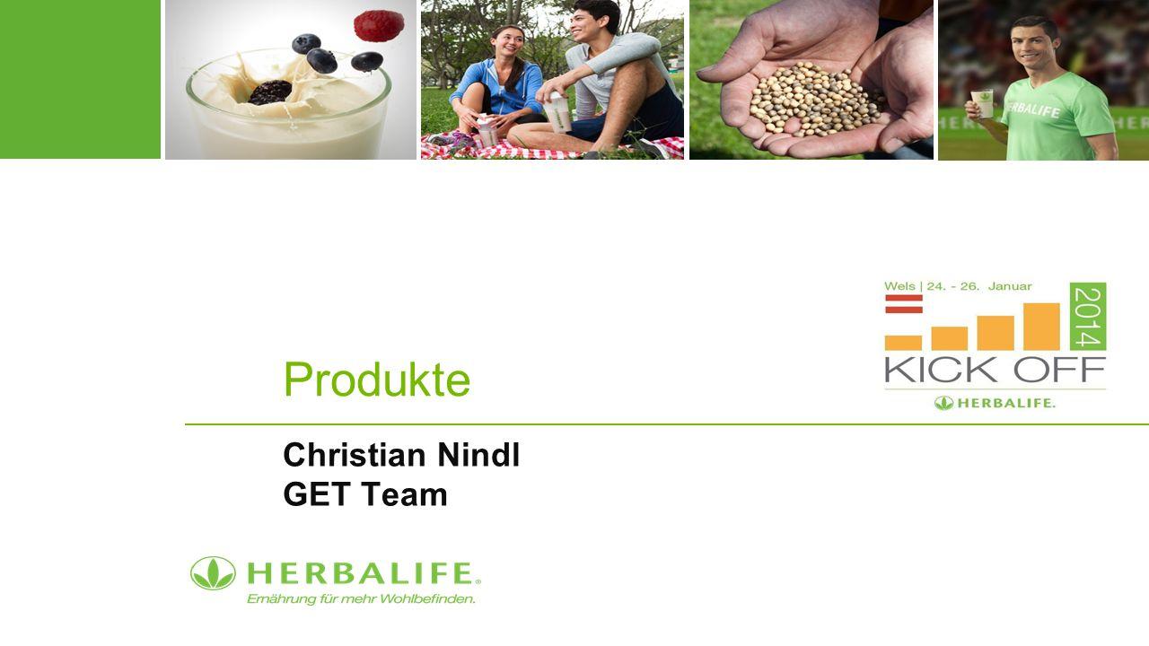 Produkte Christian Nindl GET Team