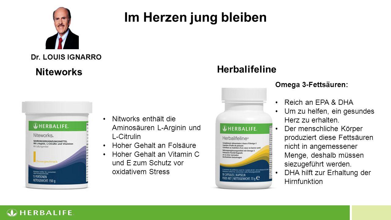 18 Niteworks Herbalifeline Im Herzen jung bleiben Dr.