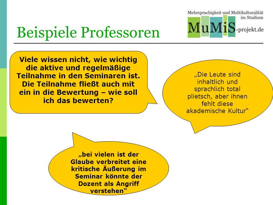 Perspektive Studierende Größte Herausforderung für Studierende: Aspekte der akademischen Kultur Wie läuft Studieren in Deutschland.