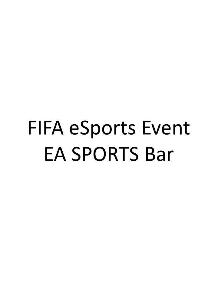 Es wird 8 Rechner geben, an denen FIFA 09 gespielt werden kann.