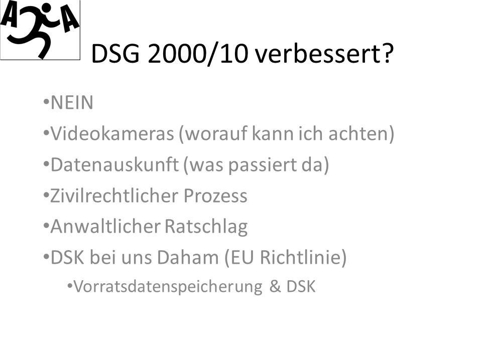 DSG 2000/10 verbessert.