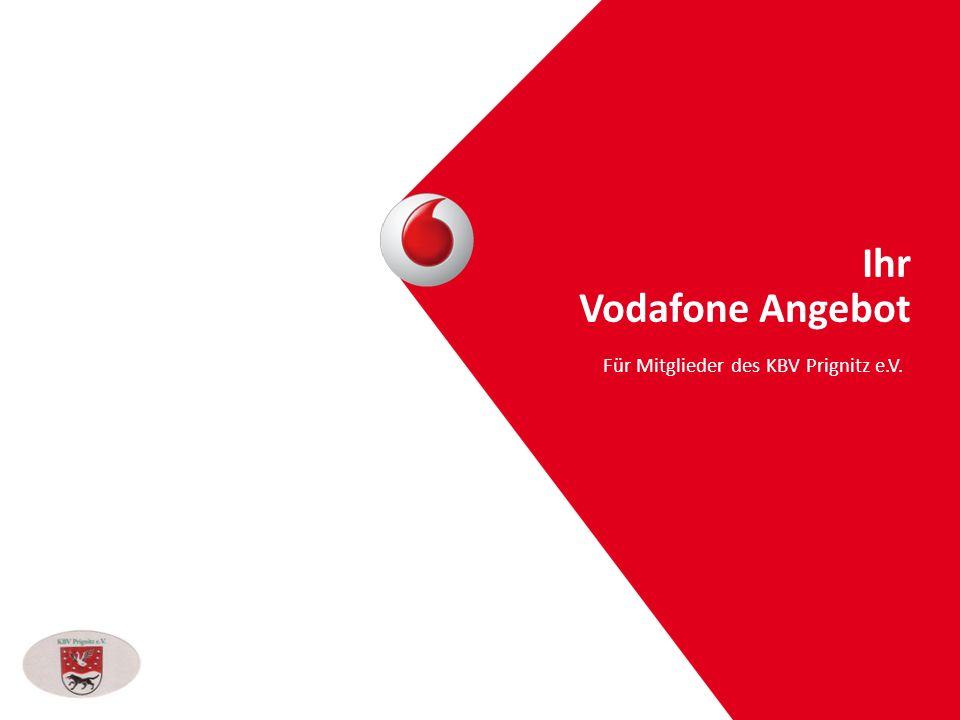 2 Unsere Empfehlung: 3 Profile Wir passen das Vodafone Portfolio genau an Ihre Bedürfnisse an.