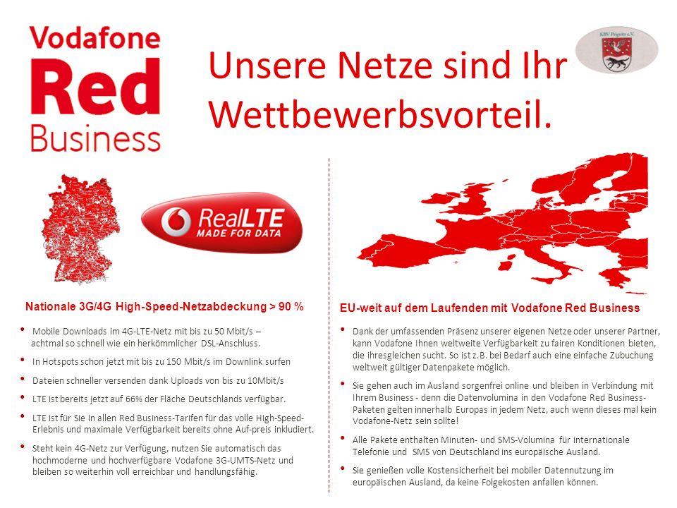 Vodafone-Netz ist am besten fürs Surfen optimiert StiWa - Testsieger für mobiles surfen …besonders auf dem Land (ist) das Vodafone- Netz schneller als alle anderen.