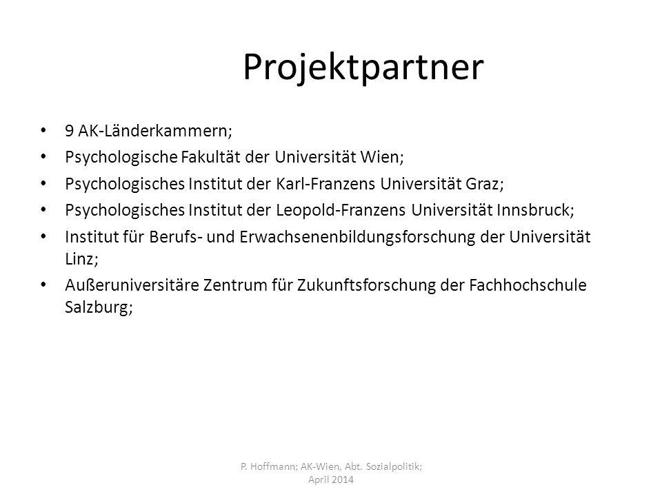 P.Hoffmann; AK-Wien, Abt.
