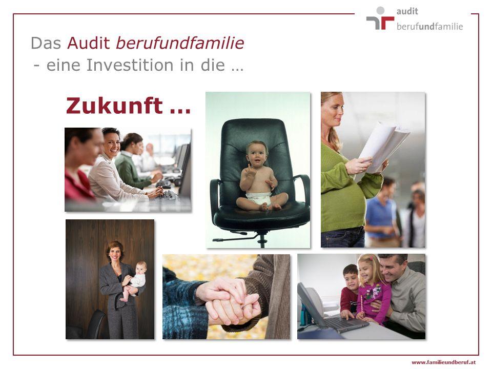 Zukunft … Das Audit berufundfamilie - eine Investition in die …