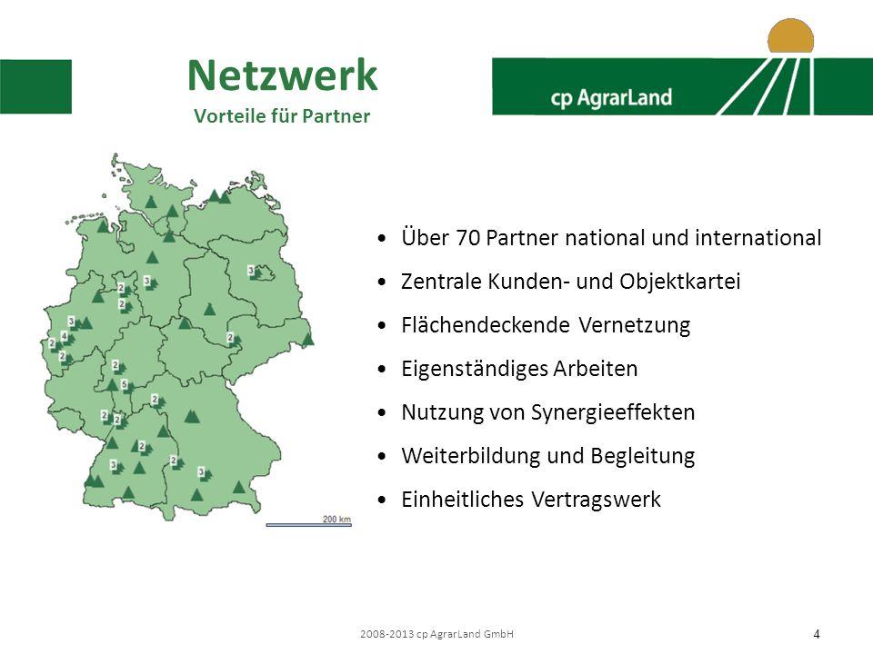 DIV Deutscher ImmobilienberaterVerbund 2008-2013 cp AgrarLand GmbH 5 Mitglied im DIV Zugriff auf 30 Internetportale