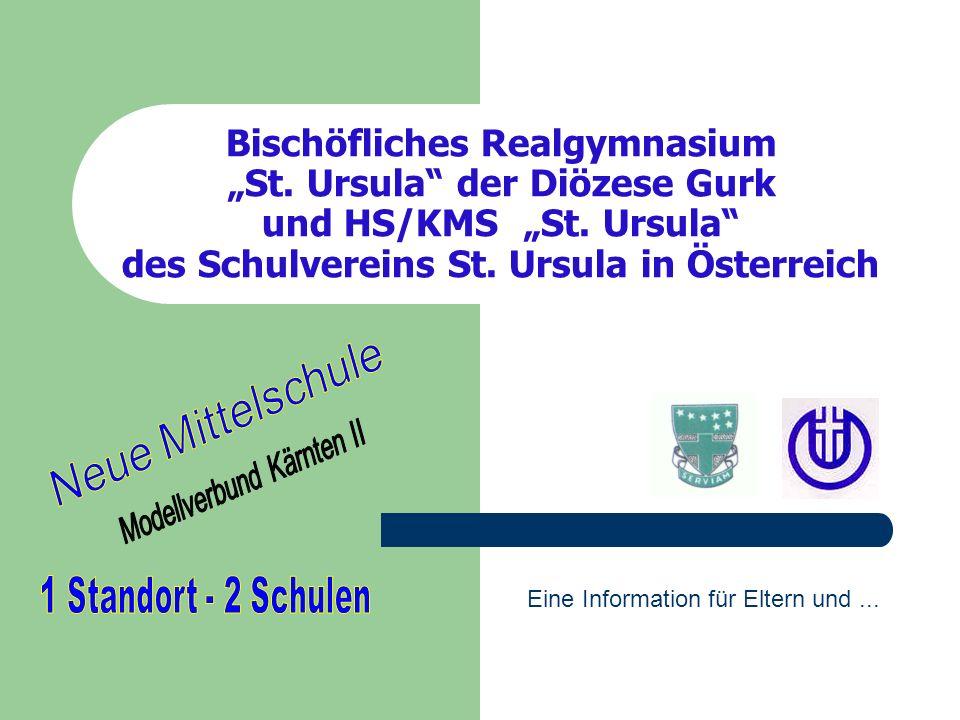 Bischöfliches Realgymnasium St. Ursula der Diözese Gurk und HS/KMS St.