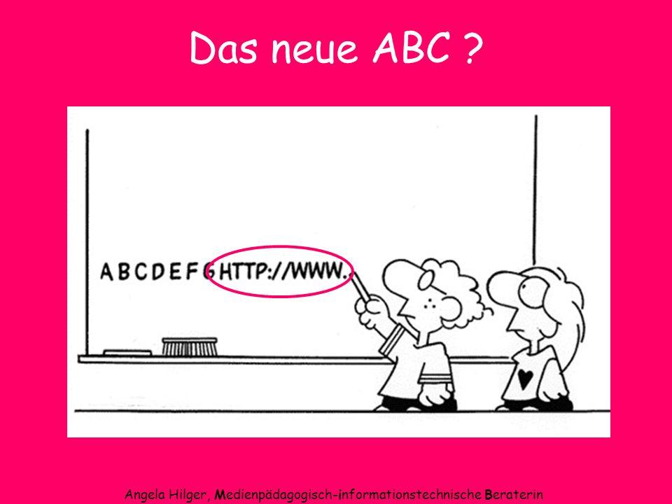 Das neue ABC ?
